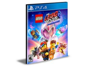 THE LEGO MOVIE 2 VIDEOGAME Ps4 e Ps5 Psn Mídia Digital