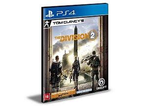 TOM CLANCYS THE DIVISION 2 PS4 e PS5 PSN MÍDIA DIGITAL