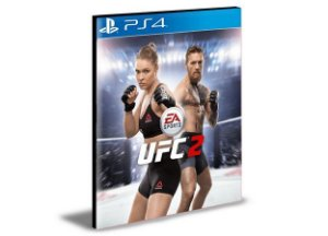 UFC 2 PS4 e PS5 PSN MÍDIA DIGITAL