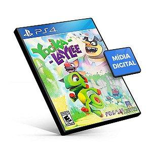 YOOKA LAYLEE - PS4 PSN MÍDIA DIGITAL