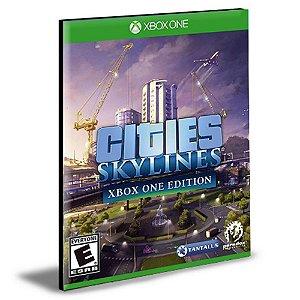 Cities Skylines Português Xbox One e Xbox Series X|S MÍDIA DIGITAL