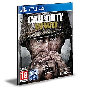 Call Of Duty  WW2 Português Ps4 e Ps5  Psn  Mídia Digital