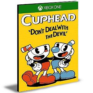 Cuphead Português Xbox One e Xbox Series X|S Mídia Digital