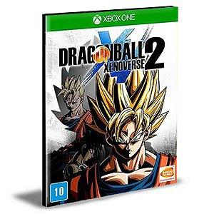 DRAGON BALL XENOVERSE 2 Xbox One e Xbox Series X|S  Mídia Digital