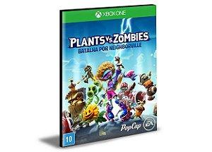 Plants vs. Zombies Batalha por Neighborville  PORTUGUÊS  Xbox One e Xbox Series X|S  MÍDIA DIGITAL