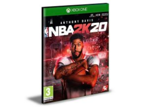 NBA 2K20  Xbox One e Xbox Series X|S Mídia Digital