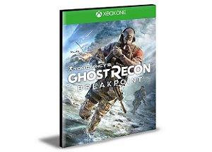 Tom Clancy's Ghost Recon Breakpoint | Português | Xbox One | Mídia Digital