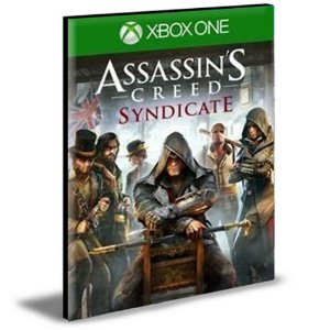 Assassin's Creed Syndicate Português Xbox One e Xbox Series X|S Mídia Digital