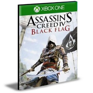 Assassin's Creed IV Black Flag Português Xbox One e Xbox Series X|S Mídia Digital