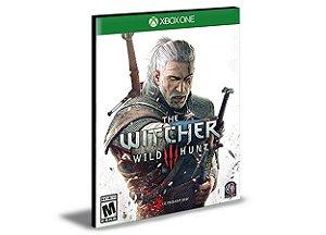 The Witcher 3 Wild Hunt Português Xbox One e Xbox Series X|S MÍDIA DIGITAL
