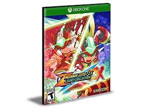 Mega Man Zero/ZX Legacy Collection Xbox One e Xbox Series X|S MÍDIA DIGITAL