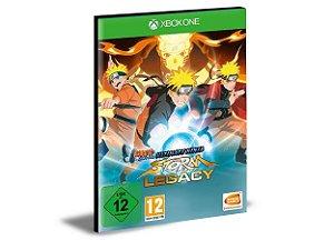 NARUTO SHIPPUDEN Ultimate Ninja STORM Legacy Xbox One e Xbox Series X|S MÍDIA DIGITAL