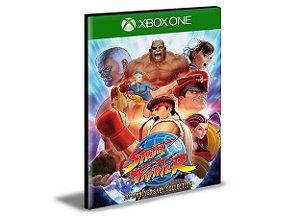 Street Fighter 30th Anniversary Collection Português Xbox One e Xbox Series X|S MÍDIA DIGITAL