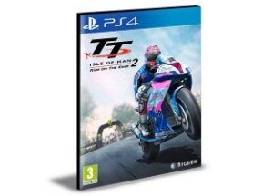 TT Isle of Man Ride on the Edge 2  Ps4 e Ps5 Psn  Mídia Digital