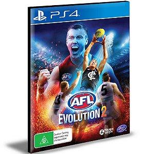 AFL Evolution 2 Ps4 e Ps5 Mídia Digital