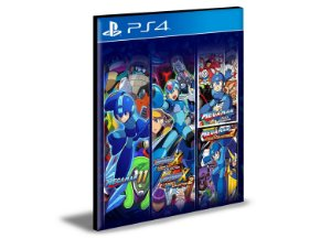 Mega Man 30th Anniversary Bundle | PS4  | PSN | MÍDIA DIGITAL