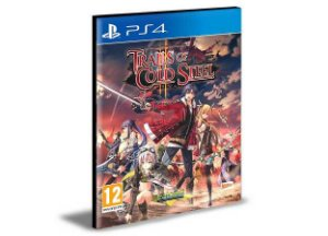 The Legend of Heroes Trails of Cold Steel II PS4 e PS5  PSN  MÍDIA DIGITAL