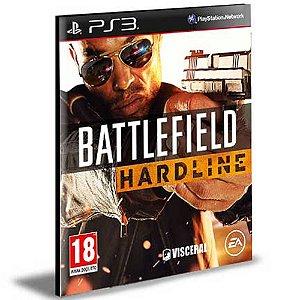 Battlefield Hardline|Português|Ps3|Psn|Mídia Digital