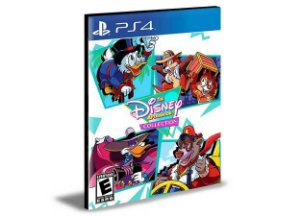The Disney Afternoon Collection Ps4 e Ps5  Psn   Mídia Digital