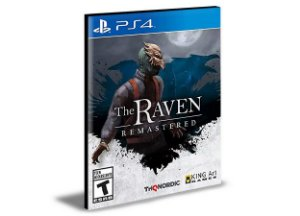 The Raven Remastered  PS4 e PS5 PSN  MÍDIA DIGITAL