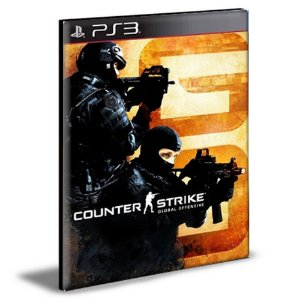 Counter-Strike: Global Offensive|Português|Ps3| Psn Mídia Digital