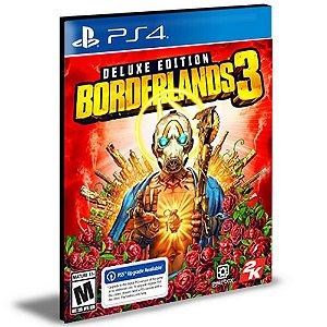 Borderlands 3 - Edição Deluxe Ps4 e Ps5 Psn Mídia Digital