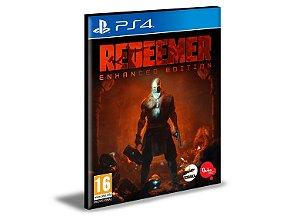 Redeemer Enhanced Edition | PS4 | PSN | MÍDIA DIGITAL