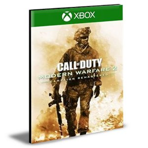 Call of Duty Modern Warfare 2 Campaign Remastered Xbox One e Xbox Series X|S MÍDIA DIGITAL