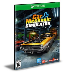 Car Mechanic Simulator Xbox One e Xbox Series X S MÍDIA DIGITAL