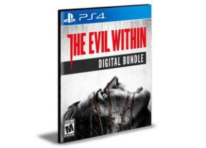 The Evil Within Digital Bundle PS4 e PS5 PSN  MÍDIA DIGITAL