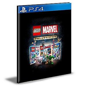 Coleção LEGO Marvel Ps4 e Ps5 Mídia Digital
