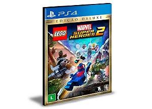 LEGO Marvel Super Heroes 2 Edição Deluxe | Português | PS4 | PSN | MÍDIA DIGITAL