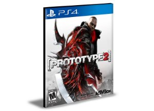 Prototype 2  PS4 e PS5 PSN  MÍDIA DIGITAL