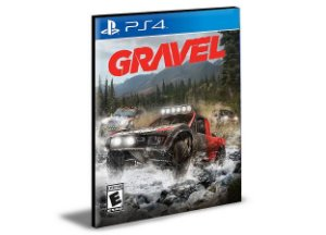 Gravel Português PS4 e PS5 PSN MÍDIA DIGITAL