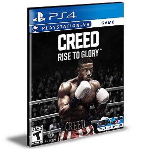 Creed Rise to Glory Ps4 e Ps5 Psn Mídia Digital