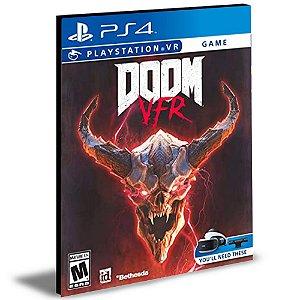 Doom VFR | Ps4 | Psn | Mídia Digital