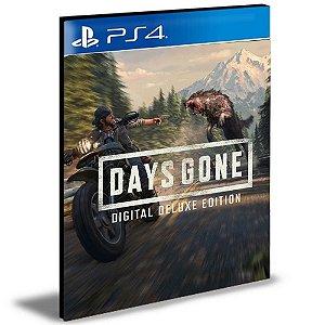 Days Gone Digital Deluxe Edition PS4 e Ps5 Psn Mídia Digital