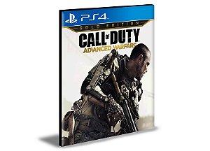 Gold Edition de Call of Duty Advanced Warfare | Ps4 | Psn | Mídia Digital