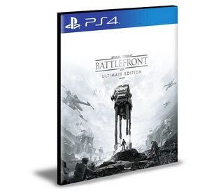 STAR WARS Battlefront Ultimate Edition Ps4 e Ps5 Psn  Mídia Digital