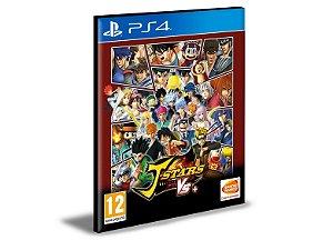 J-stars Victory Vs+ Launch Bundle PS4 e PS5 PSN MÍDIA DIGITAL