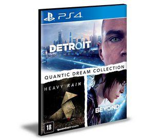 Quantic Dream Collection  Ps4  Psn Mídia Digital