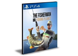 The Fisherman Fishing Planet PS4 e PS5 PSN  MÍDIA DIGITAL
