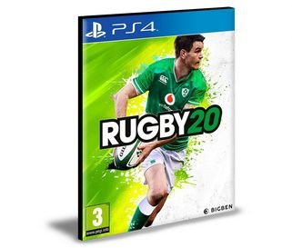 Rugby 20 Ps4 e Ps5 Psn MÍDIA DIGITAL