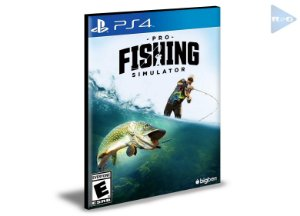 Pro Fishing Simulator  Ps4 e Ps5  Psn  Mídia Digital