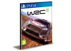 WRC 5 FIA World Rally Championship Ps4 e Ps5 Psn  Mídia Digital