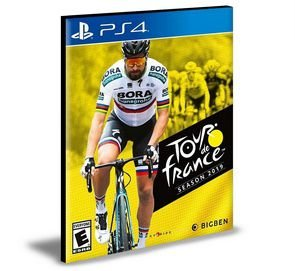 Tour de France 2019 PS4 e PS5 PSN MÍDIA DIGITAL