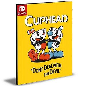 Cuphead Nintendo Switch Mídia Digital