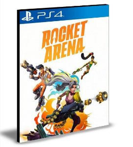 Rocket Arena  - PS4 PSN MÍDIA DIGITAL