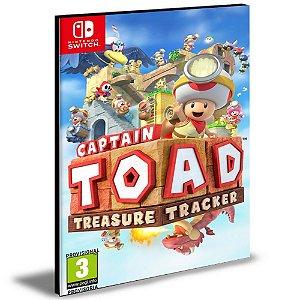 Captain Toad Treasure Tracker|Nintendo Switch|Mídia Digital