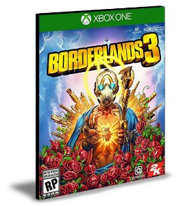 Borderlands 3  Xbox One - MÍDIA DIGITAL